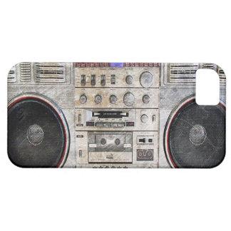 arenador del ghetto del vintage funda para iPhone SE/5/5s