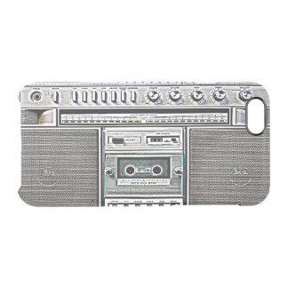 ARENADOR DEL GHETTO FUNDA CLEARLY™ DEFLECTOR PARA iPhone 6 DE UNCOMMON