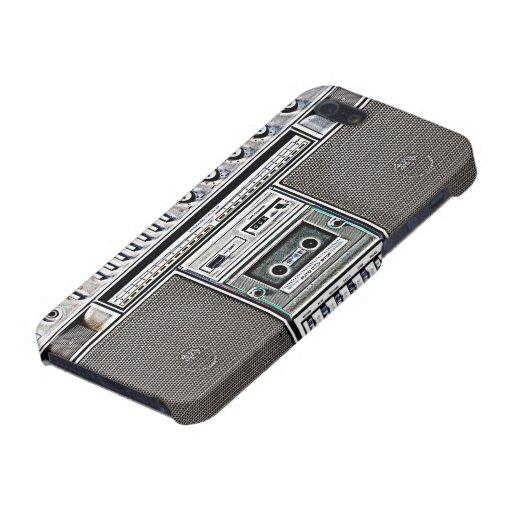 ARENADOR DEL GHETTO iPhone 5 CARCASAS