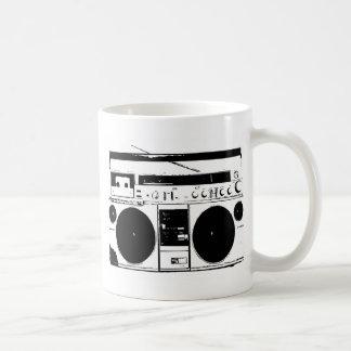 Arenador del ghetto tazas de café