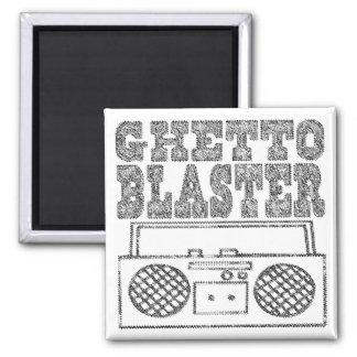 Arenador-Imán del ghetto