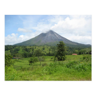 Arenal Post Card