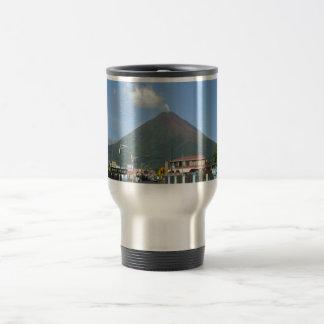 ARENAL VOLCANO, Costa Rica 15 Oz Stainless Steel Travel Mug