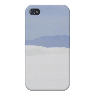 Arenas blancas iPhone 4/4S fundas