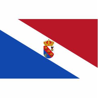 Arenas Del Rey bandera de España Escultura Fotografica