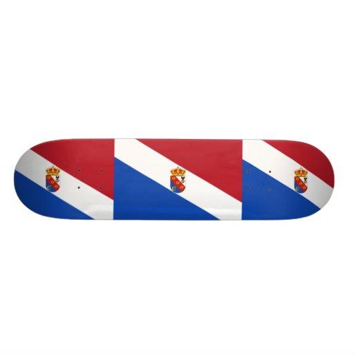 Arenas Del Rey, bandera de España Patines