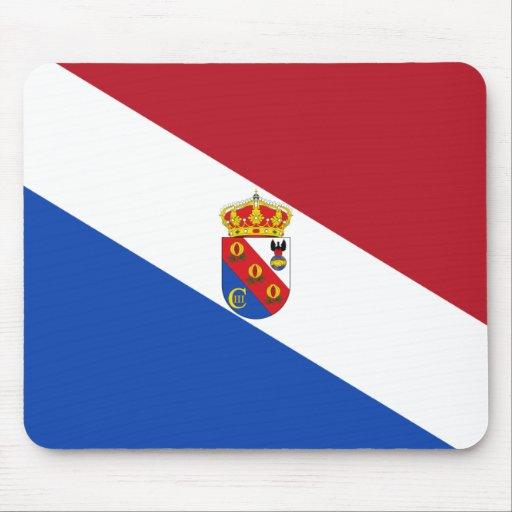 Arenas Del Rey, bandera de España Tapete De Raton