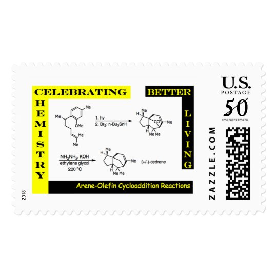 Arene Olefin Cycloaddition Postage