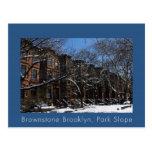 Arenisca de color oscuro Brooklyn, NY Postal