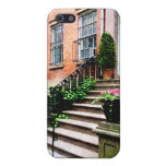 Areniscas de color oscuro de Chelsea iPhone 5 Fundas