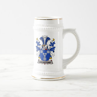 Arenstorf Family Crest Coffee Mugs