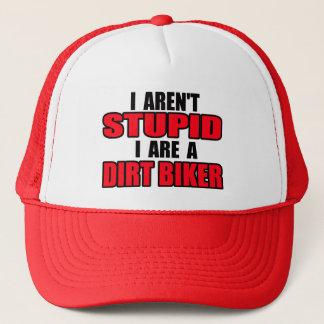 Aren't Stupid Dirt Bike Motocross Cap Hat