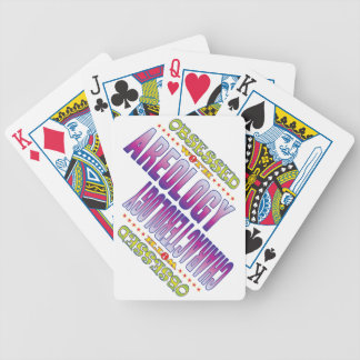 Areology 2 obsesionado baraja de cartas