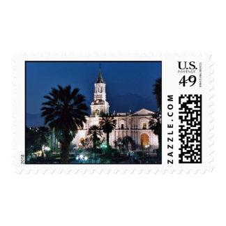 arequipa-peru stamp