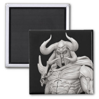Ares Alternate 2 Inch Square Magnet