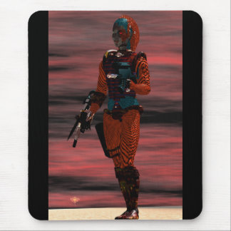 ARES - CYBORG MOUSE PAD