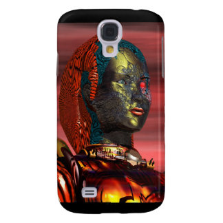 ARES - CYBORG SAMSUNG GALAXY S4 COVER