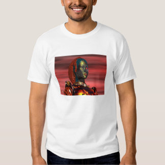 ARES - CYBORG T SHIRT