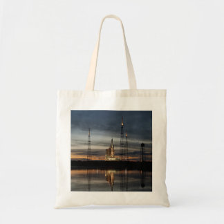 Ares I-X rocket Tote Bag