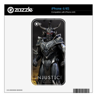 Ares iPhone 4S Decal