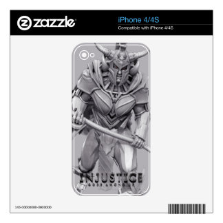 Ares iPhone 4S Decals