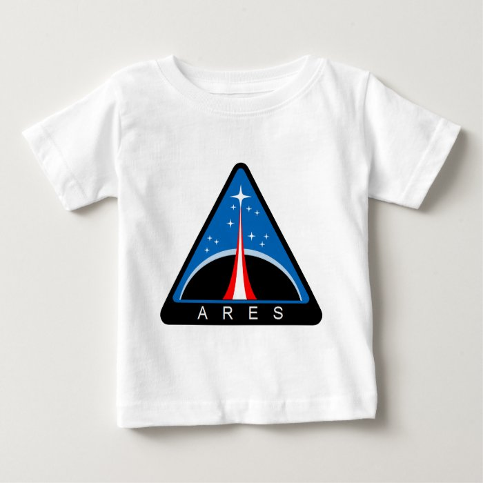 Ares Launch Vehicle Baby T-Shirt