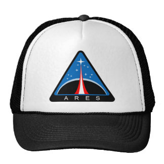 Ares Launch Vehicle Trucker Hat