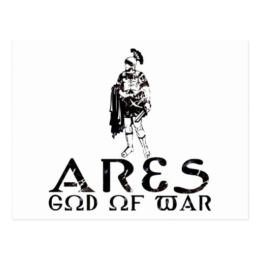 Ares Post Card