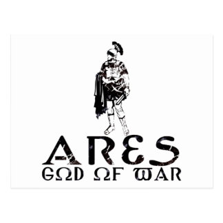 Ares Postcard