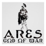Ares Posters
