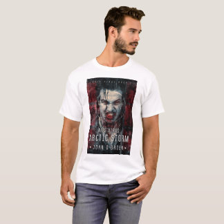 """""""Ares Virus: Arctic Storm"""" Book Cover Shirt"""