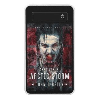 """Ares Virus: Arctic Storm"" Power Bank"