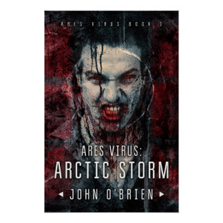 ARES Virus: Arctic Storm Wall Poster