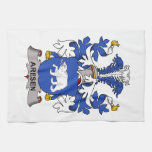 Aresen Family Crest Towel