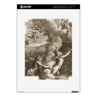 Arethusa Pursued by Alpheus and Turned into a Foun Decal For iPad 3