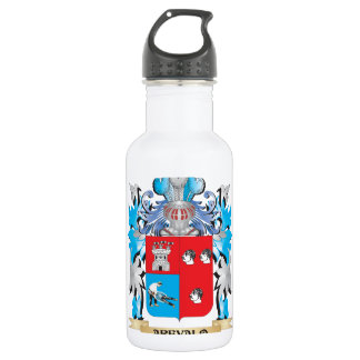 Arevalo Coat Of Arms 18oz Water Bottle
