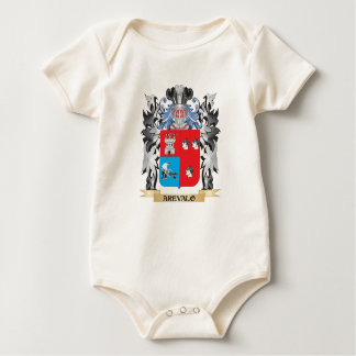 Arevalo Coat of Arms - Family Crest Bodysuits