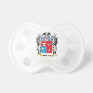 Arevalo Coat of Arms - Family Crest BooginHead Pacifier