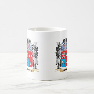 Arevalo Coat of Arms - Family Crest Classic White Coffee Mug