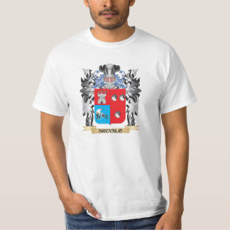 Arevalo Coat of Arms - Family Crest T-shirt