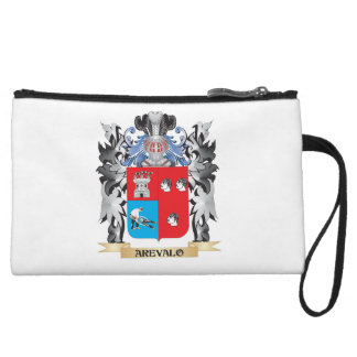 Arevalo Coat of Arms - Family Crest Wristlet