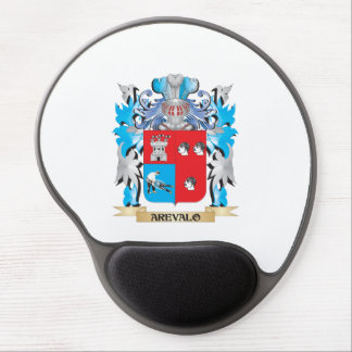 Arevalo Coat Of Arms Gel Mouse Pad