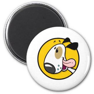 arf_shirts 2 inch round magnet