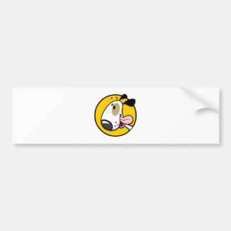 arf_shirts car bumper sticker