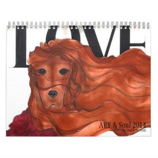 ARF & Soul Calendar 2014