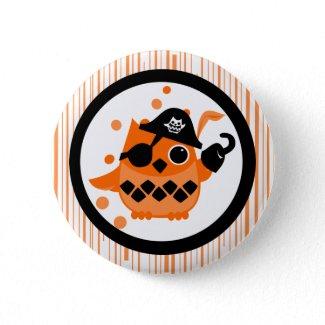 Arg the Owl Buttons