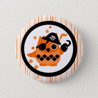 Arg the Owl Pinback Button