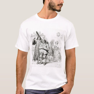 Argan and Monsieur Purgon T-Shirt