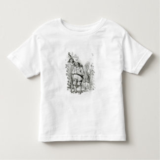 Argan and Monsieur Purgon Toddler T-shirt