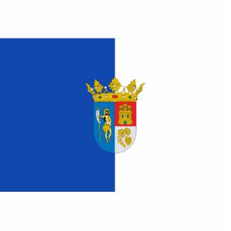 Arganda Del Rey bandera de España Escultura Fotográfica